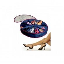 Organizator pantofi rotund Shoe go round 12 perechi pantofi