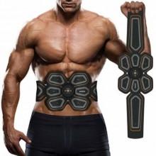 Centura electrostimulare GOLDTIN pentru abdomen